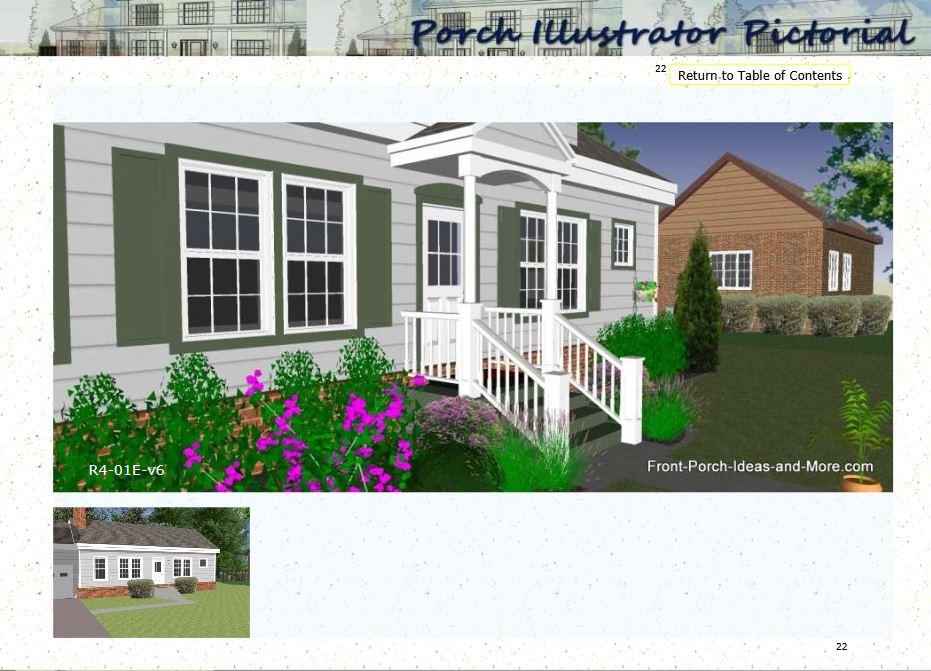 Porch Illustrator Pictorial