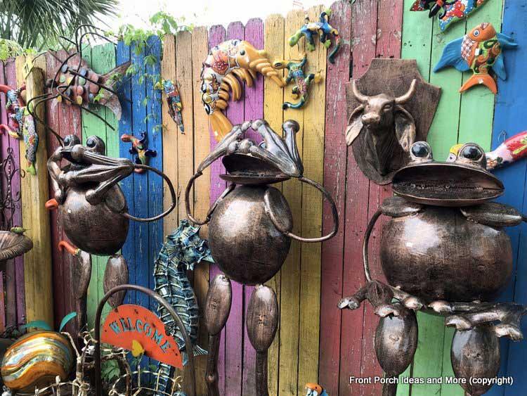 Yard Art Emporium - cute critters