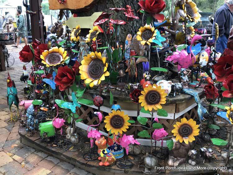 Yard Art Emporium - flowers