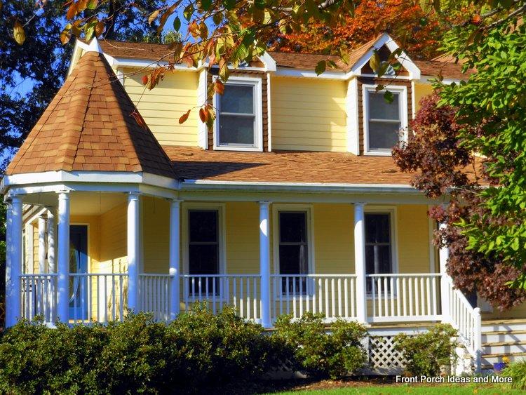 beautiful home with corner gazebo