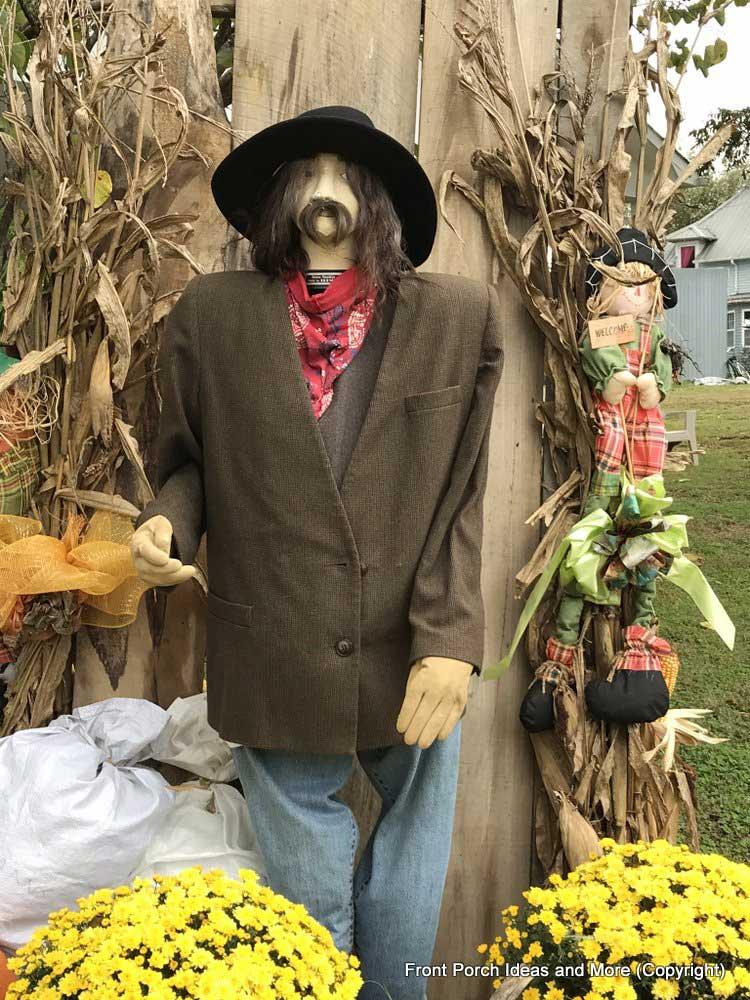 scarecrow man