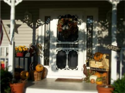 Autumn Porch Decorating Contest Entries Autumn Decorating