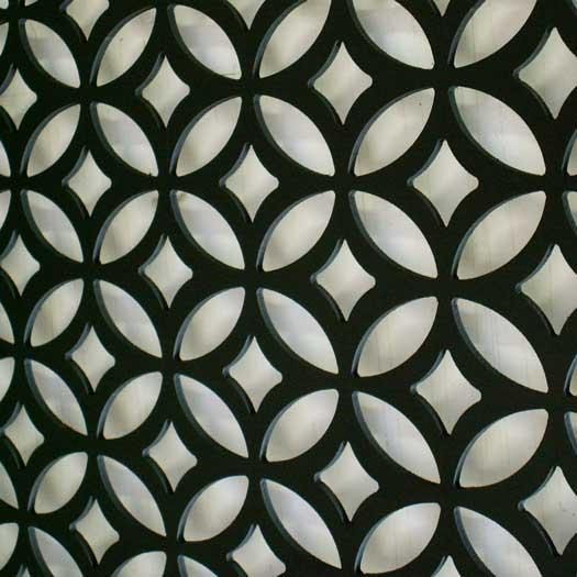 Lattice patterns - Vinyl Lattice Panels Black Lattice Panels Privacy Lattice Panels
