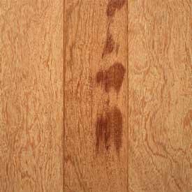 Angel's Heart Wood Floor
