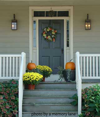 Front Porch Appeal, Issue #006 - Autumn is upon us!