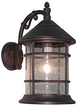 Bella luce porch light - from Amazon