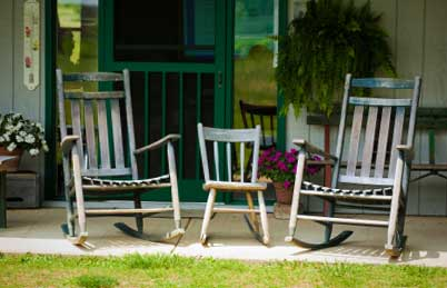 Old Rocking Chair On Front Porch Childrens rocking chairs baby rocking ...