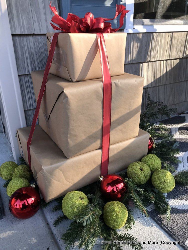 Christmas packages
