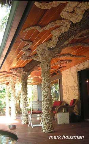 Porch columns design options for curb appeal and more for Decorative items for home with waste material