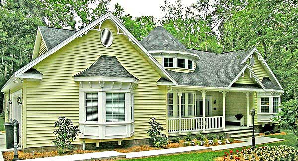 Country House Plans and Country Style Home Floor Plans