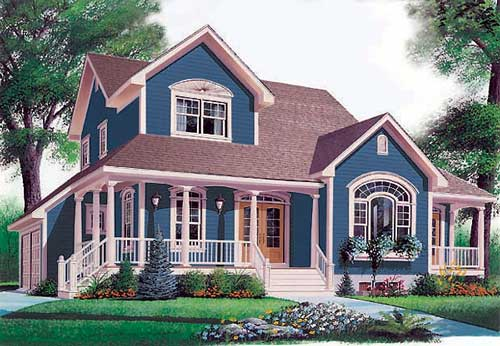 Home Plans With Porches Home Designs With Porches By