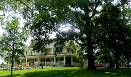 Beautiful Craftsman farm house
