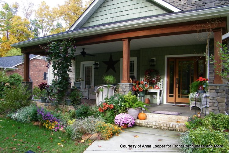 Craftsman style craftsman architecture craftsman homes for Craftsman style garden designs