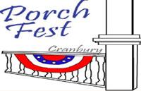 cranberry township porchfest logo