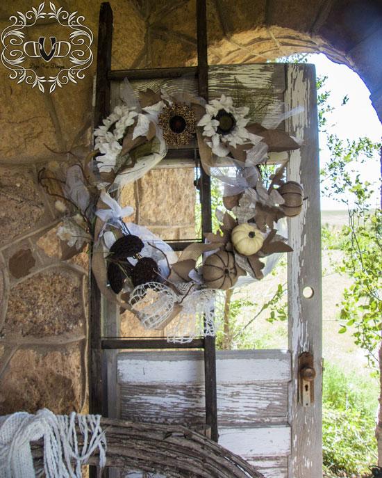 Deja Vue Designs Fall Porch Tour