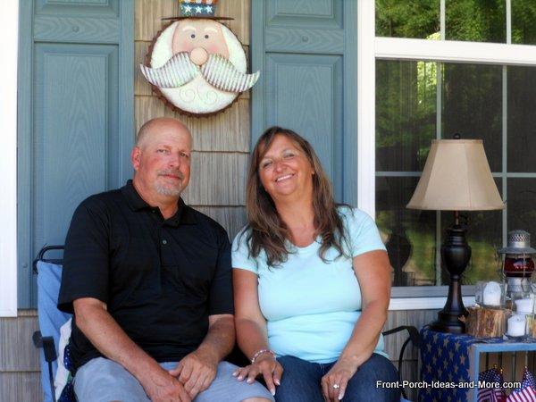 Doug and Liz Latham