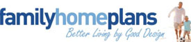 family home plans.com logo
