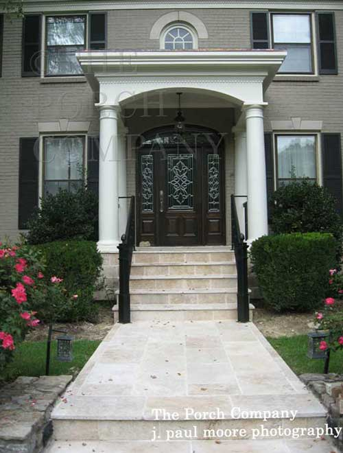 Front Porch Design Ideas luxury front porch skirting small garden landscape home design ideas Small Porch Design
