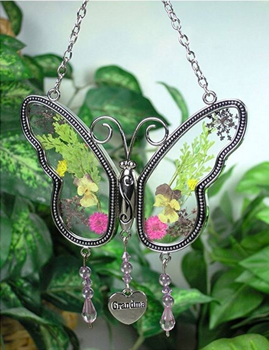 For grandma a sweet butterfly sun catcher