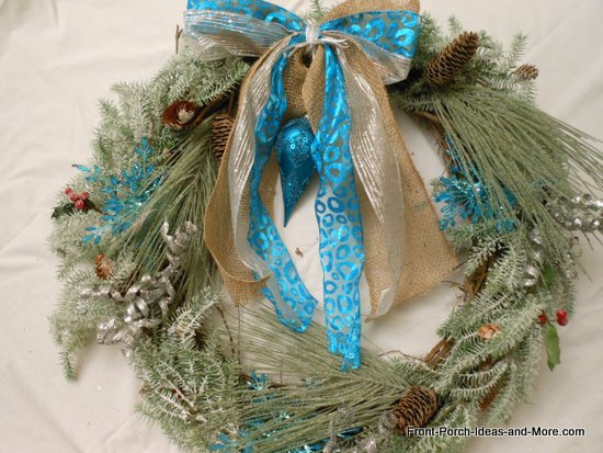Grapevine Christmas Wreath Christmas Wreath Ideas