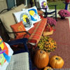 porch halloween project ideas