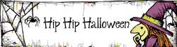 hiphip halloween logo