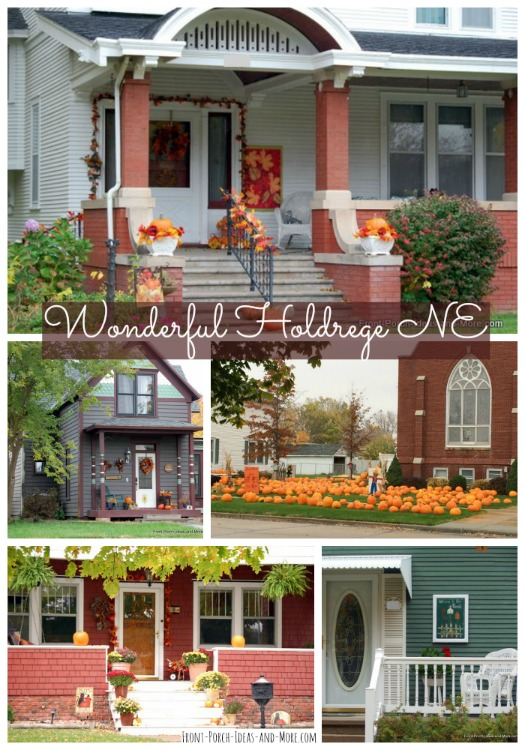 open front porch on home in holdrege nebraska