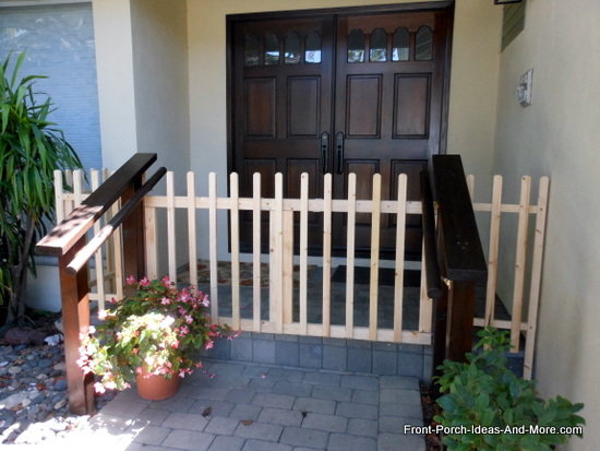 to for enclose how kids safe with porch a build pets gate make and it front your