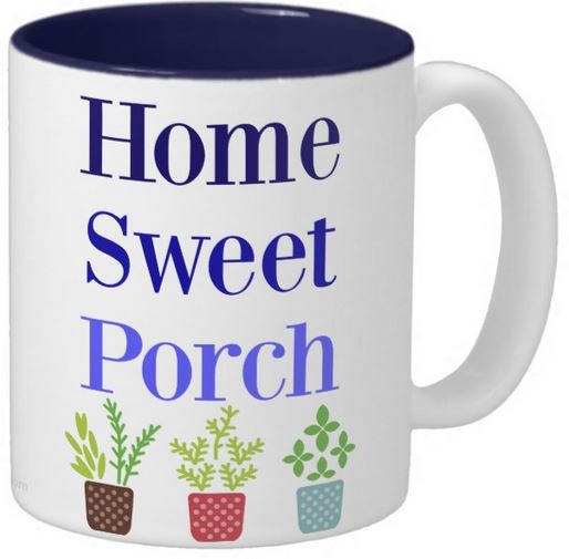 Home Sweet Porch mug