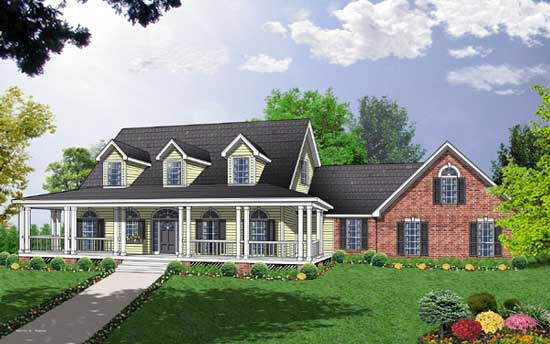 Victorian house plans with wrap around porches for Home architecture analogy