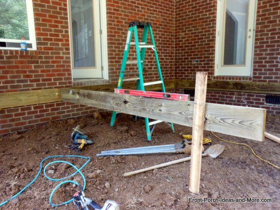 How To Build A Deck Or Porch Guide