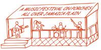 Jamaica Plain  porchfest logo