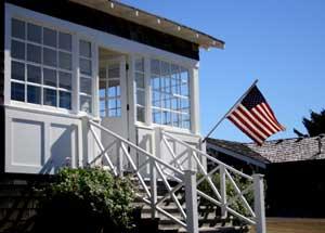 3 Season porch at the beach