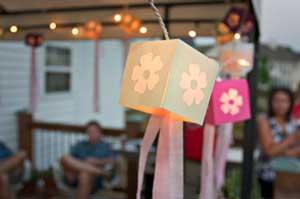 Have a fun porch party