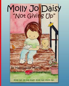 Molly Jo Daisy Not Giving Up cover