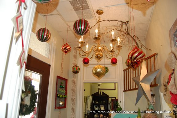 Christmas Decor Ideas From Dreaming In Color