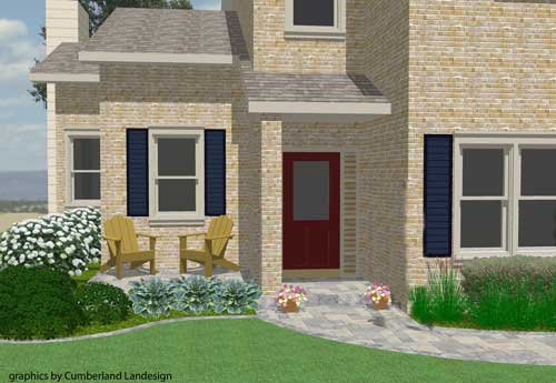 Extending Small Front Porch Decoto