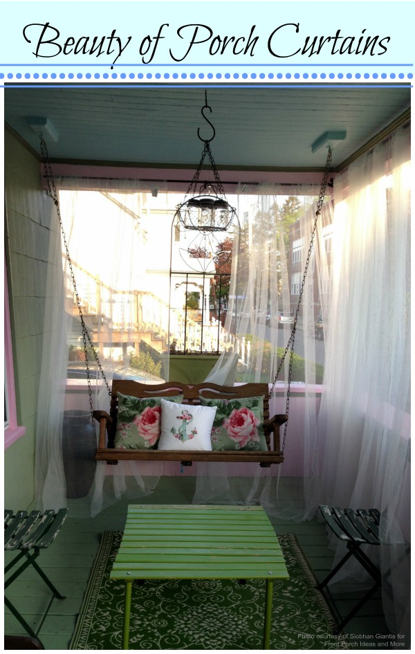Outdoor Curtains Porch Curtains Porch Enclosure