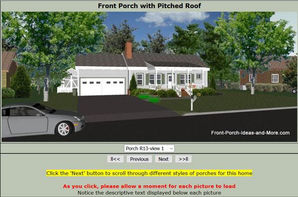 cover of porch illustrator