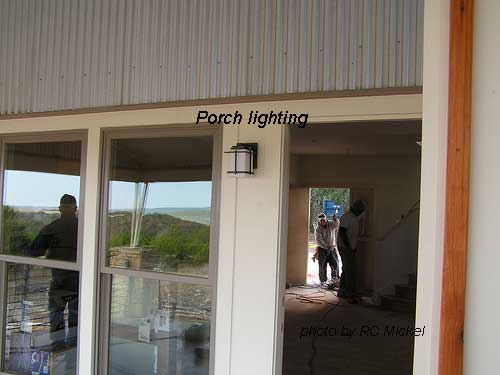 porch lighting