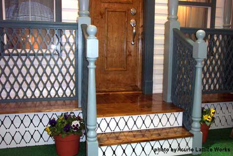 Beautiful Porch Railings