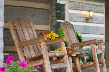 Porch Rocking Chairs  Rocking Chair Pictures  Porch Rockers