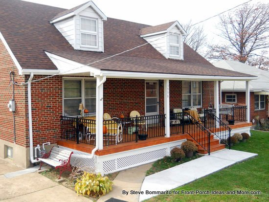 Build A Front Porch In The City