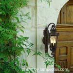 Wall light for your front porch