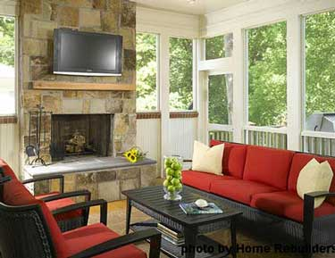 screen porch ideas designs small screened in porch decorating - Screened In Porch Ideas Design
