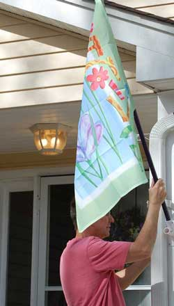 Small Porch Flag
