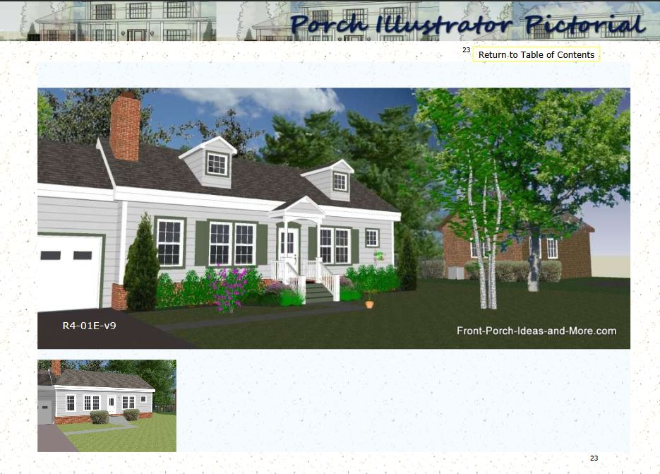 Porch Illustrator Pictorial