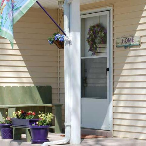 stage your porch to sell your home