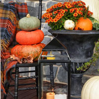 10 curb appealing fall decor ideas