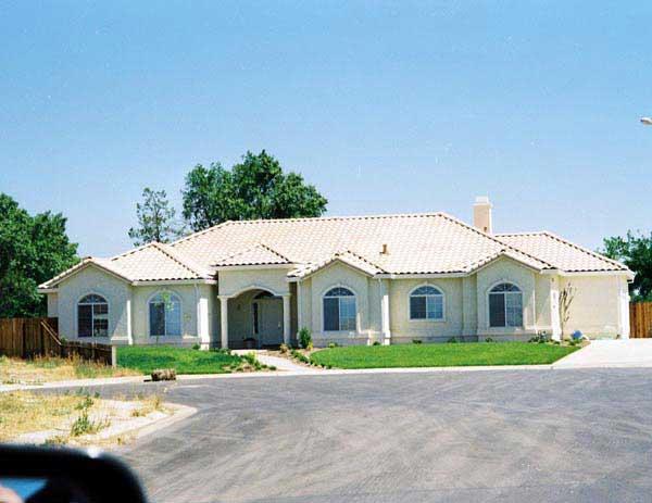 Southwest porch designs southwest design spanish for Stucco design ideas